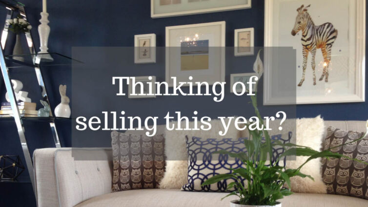 Thinking of selling this year? Here's how to prepare