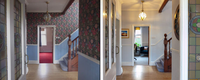 Before and After Home Makeover Services by Anna Hart